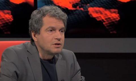 Тошко Йорданов за Николай Василев: Издигаме го като експерт, а не като партиен член