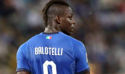 Манчини: Марио Балотели си остава нападателят с най-добри технически качества в момента