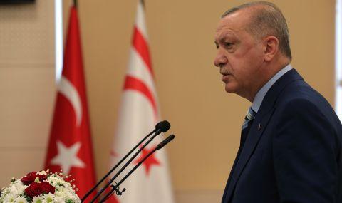 Кипърският въпрос е национална кауза за Турция