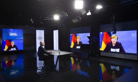 Меркел: Да се противопоставим на монополите
