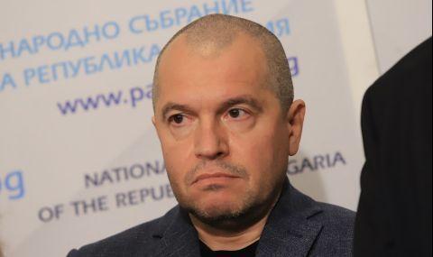 Тошко Йорданов: Христо Иванов има персонална отговорност за провала на НС - 1