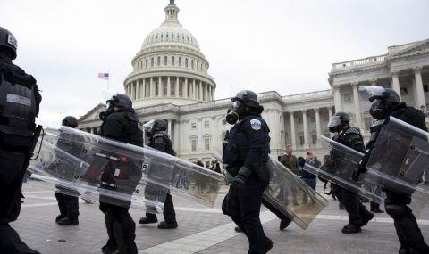 """Селското въстание от 6 януари във Вашингтон не е """"цветна революция"""", нито """"майдан"""""""