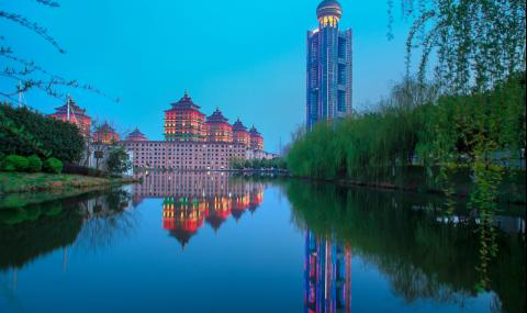 Вижте най-богатия комунистически град (СНИМКИ)