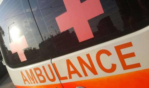 Безпилотен автобус рани жена във Виена