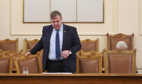 Красимир Каракачанов: Няма изтичане на информация и издаване на държавни тайни