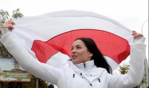 Опозицията в Беларус получи награда за свобода на мисълта