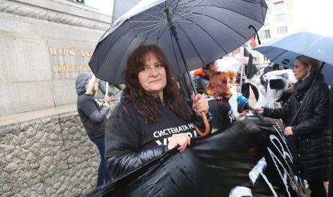 Вера Иванова за Сачева: Престъпно бездействие