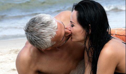 Секс с по-възрастен мъж - плюсове и минуси - 1