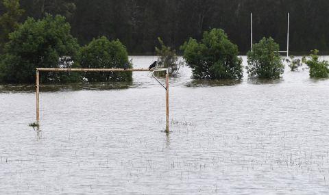 """""""Наводнението на века"""": хиляди австралийци напускат домовете си (ВИДЕО) - 1"""