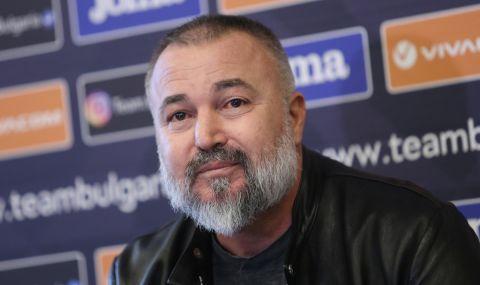 Ясен Петров: Поставих само едно условие -  да ми бъде с 1000 лева по-голяма заплатата
