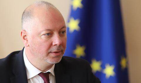 """Росен Желязков: В момента не си търсим опонент, останалите партии умишлено търсят """"сбиване"""" с ГЕРБ  - 1"""