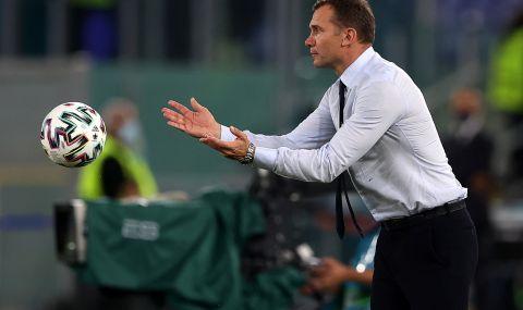 UEFA EURO 2020  Шевченко: Англичаните още не са срещали съперник, който да ги пресира сериозно