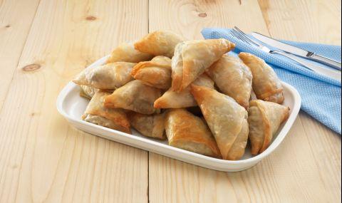 Рецепта на деня: Банички с картофен пълнеж