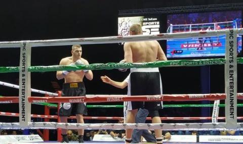 Най-добрите български професионални боксови таланти ще се доказват в Античния театър