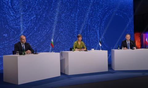 Радев отложи посещение в Естония заради вируса