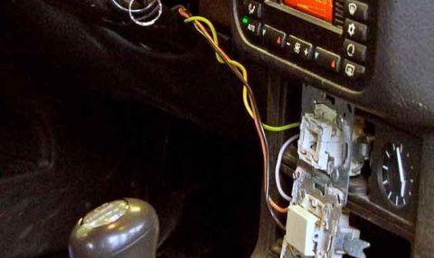 Направи си сам: Старт бутон от ключ за лампа