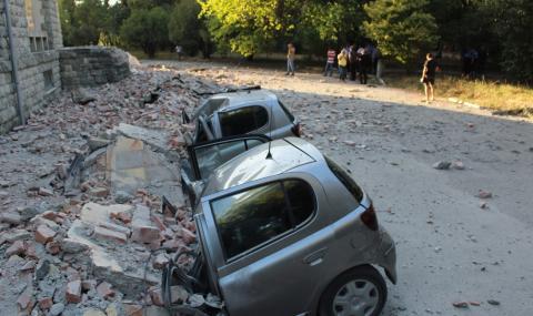 Над 300 земни труса в Албания за 24 часа - 1