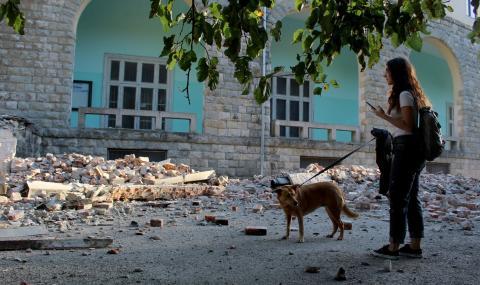 Над 300 земни труса в Албания за 24 часа - 2