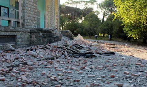 Над 300 земни труса в Албания за 24 часа - 3