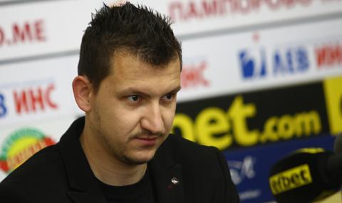 Тодор Неделев избухна за победа на Ботев