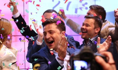 Украйна: радикално ново начало?