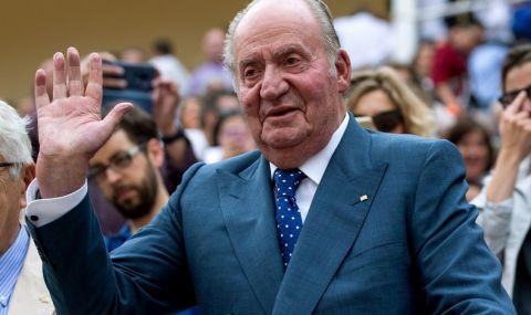 Хуан Карлос I иска да се върне в Испания