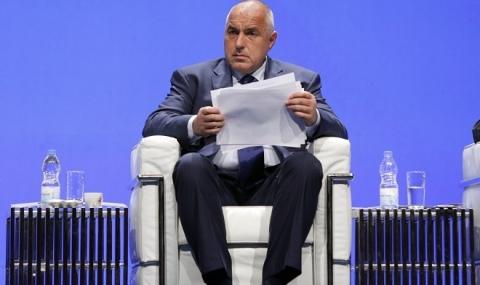 Борисов към ГЕРБ: Ако докопам някого от вас в корупция, милост няма