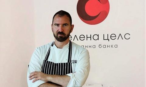 Съветите на Chef Андре Токев за храненето на бременните жени