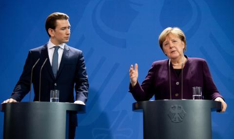 Австрия отваря границата с Германия