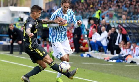 Моуриньо преговарял лично с играч на Сити за трансфер в Тотнъм
