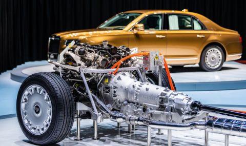 Двигателят от Путинмобила ще бъде тестван на самолет