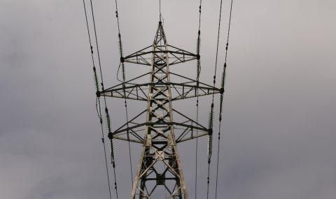 Пиково потребление на ток у нас заради ниските температури