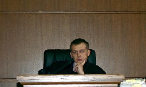 Скандал! Висш съдия не е българин