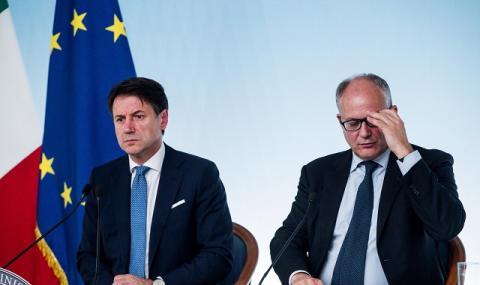 Италия клекна! Ще преговаря с ЕС