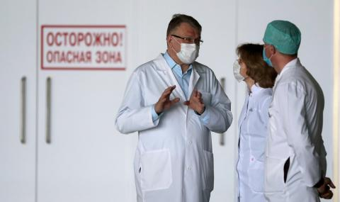 """Русия тества лекарство, което има """"90 процента ефективност"""""""