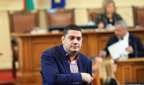 Депутат от ГЕРБ-СДС заложи пет лева за следващия председател на ЦИК