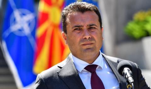 Заев не вижда нужда от среща за България