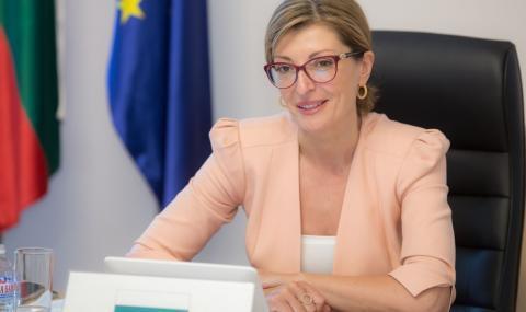 Захариева: Няма доклад на ЕК за България