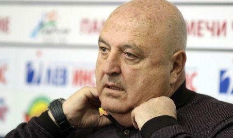 Венци Стефанов: Не смятам, че промяната в българския футбол може да дойде в лицето на Димитър Бербатов