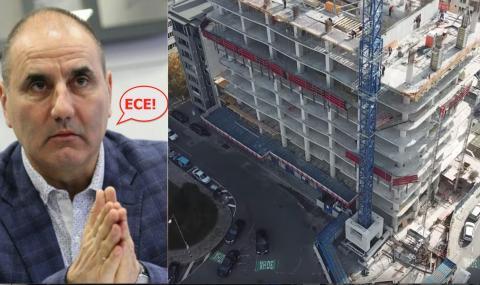 """Цветанов поискал проверка на """"Артекс"""" четири дни преди да си напазарува евтиния имот"""