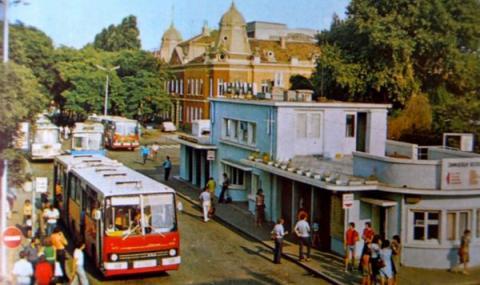 Помните ли автобусите на соца?