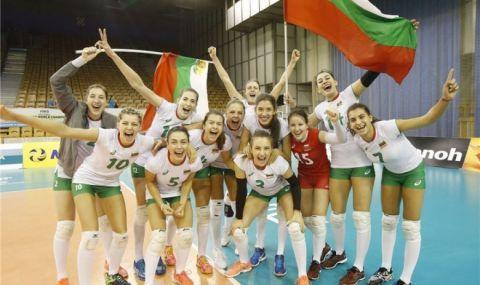 Женският ни национален тим по волейбол разби и Украйна в Златната лига