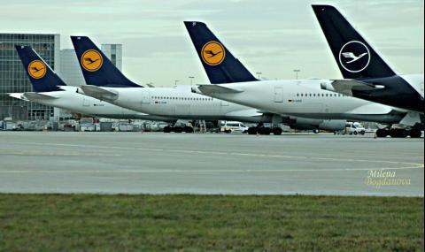 Обжалват спасителния пакет на една от най-големите авиокомпании