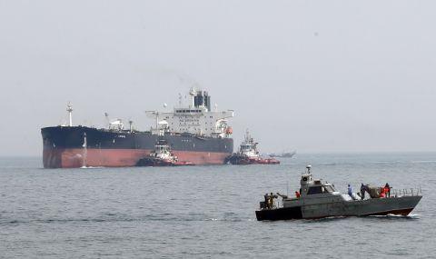 САЩ конфискуват танкер, доставял петрол на Северна Корея - 1
