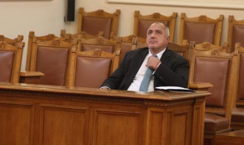Парламентът изслушва Борисов за коронавируса