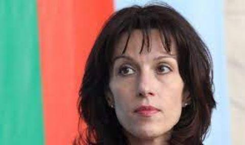Камелия Нейкова: Ще съм спокойна, ако във всяка секция има втора машина - 1