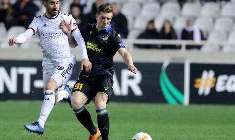 Левски започна преговори с кипърски тим за швейцарски защитник