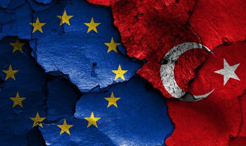 ЕС с финансов удар по Турция