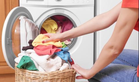 Грешката, която всички допускаме при прането