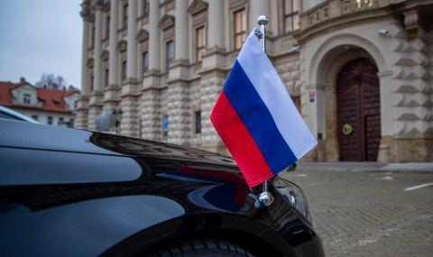 Москва ще отговори на фокусите на Чехия
